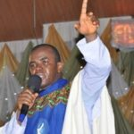 Imo: Fr. Mbaka Speaks On 'Collecting Money' From APC, Makes Shocking Revelations About Jonathan