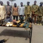 Navy Arrests 9 Suspected Kidnappers, Rescues 28 Victims
