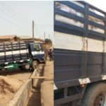 Landlord Escapes Death As Truck Rammed Into Room While Sleeping In Osun (PHOTOS)