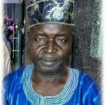 BREAKING: Popular Yoruba actor, Toyosi Arigbabuwo, is dead.