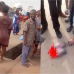 Young Girl Gives Birth To Twins, Dumps Them Inside Gutter In Rivers (Disturbing Photos)