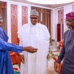 Insecurity: Buhari, Lawan, Gbajabiamila In Closed-Door Meeting