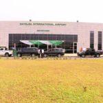Seriake Dickson Commissions Bayelsa State International Airport  (photos & video)