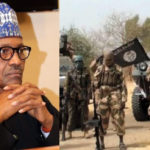 Buhari Vows To Bombard Boko Haram To Submission
