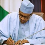 Buhari Confirms Appointment of New HoS, Accepts Oyo-Iya's Retirement