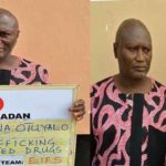 Farmer Arrested While Allegedly Smuggling Hard Drug For His Son In Detention