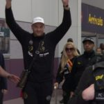 Tyson Fury Returns To UK After Defeating Wilder In Las Vegas