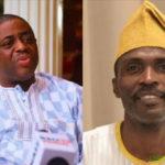 Metuh: Fani-Kayode, Ogundamisi 'Exchange Blows'