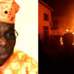 Fire Guts Obasanjo's House In Abeokuta
