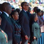 PHOTOS & VIDEO: Paul Kagame Attends Funeral Service Of Former Kenyan President Moi