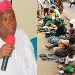 Ganduje Bans Street Begging In Kano State