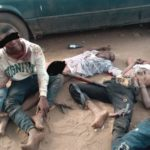 Three Robbery Suspects Shot Dead, Two Others Arrested By Police In Anambra (photos)