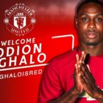 Ighalo Named In Manchester United's Europa League Squad