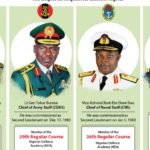 Why Service chiefs won't be sacked now, by Presidency