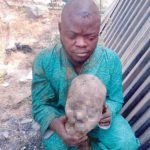 Police Arrest Suspected Ritualists With Human Skull, Roasted Hands In Ondo