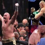 PHOTOS &VIDEO: Tyson Fury Knocks Out Deontay Wilder To Become WBC Heavyweight Champion