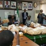 Nigeria Customs Intercept $8m Cash At Lagos Airport; Arrest Driver