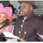 Bayelsa State Governor-Elect, Duoye Diri Sworn-In