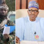 'Don't Return To Borno Again', Boko Haram Leader, Shekau Warns Buhari