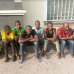 Fake Soldier And 11 Suspected Armed Robbers Arrested In Kogi (photos)
