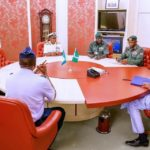 Babagana Monguno: Nigerian React As Buhari Meets With Security Chiefs