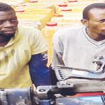 NSCDC Arrests Two Fishermen For Alleged Fuel Smuggling