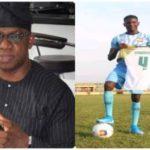 Gov Abiodun to investigate killing of Remo Stars' player
