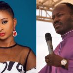 Etinosa Slams Apostle Suleman, Says She Knows His 'Side Piece'