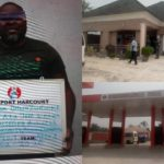 'Established' Suspected Internet Fraudster, Nwanta Anayoeze Arrested; Mansion And Fuel Station Seized In Abia (photos)