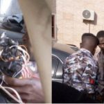 Police Arrests Suspected Suicide Bomber At Living Faith Church [Photos]