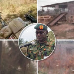 PHOTOS: Landowners Vs Nigeria Army: 'Fight' Over Controversial 3646 Acres Takes New Dimension As Military Renew Contracts In Kelebe-Omu, Osun State