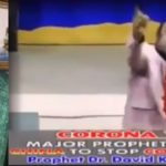 """Nigerian pastor announces plans to visit China to """"prophetically destroy Coronavirus"""" (video)"""