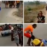 Video Of Residents Fleeing Their Homes As Fulani Herdsmen Invade, Kill People In Delta