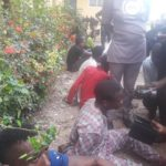 Osun Police Parade Suspects For Rape, Murder, Armed Robbery Allegations (Photos)