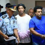 Fake Passport: Judge remands Ronaldinho in Paraguayan jail (photos & video)