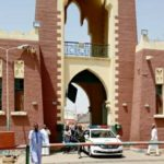 PHOTOS: Emir Sanusi Dethronement: Security Operatives Storm Kano Emir's Palace