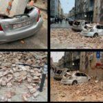 5.3 Magnitude Earthquake Hits Zagreb, Croatia (Photos, Video)
