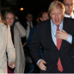 Boris Johnson, girlfriend engaged, expecting first baby