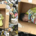 Update: Police Arrest Teenage Mother Who Dumped Her 1 Week Old Baby At A Refuse Site In Calabar