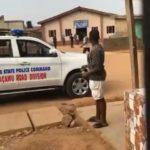 Coronavirus: Police Arrests Pastor, Shutdown The Apostolic Church In Sagamu (VIDEO)