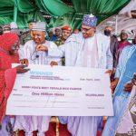Buhari Visits Kebbi For Argungu Fishing Festival (photos & video)