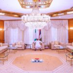 COVID-19: President Buhari Receives Briefing On Coronavirus Situation In Nigeria (Photos)