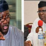 Coronavirus: Governor Fayemi Blasts Buhari's Aide, Ojudu