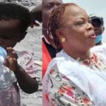 3-Year-Old Girl Rescued Unhurt From Rubble At Abule-Ado Explosion Site (PHOTOS)