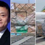 Coronavirus: Chinese Billionaire Jack Ma's Medical Supplies Arrives Nigeria (PHOTOS)