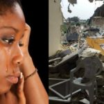 Igbo Woman Cries Out After Lagos Govt Destroyed Her Husband Properties (photos)