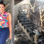 Actress Nkiru Umeh Shares Photos Of Her Property Destroyed By Lagos Explosion