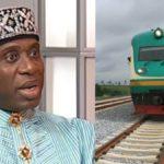 Coronavirus Outbreak Affecting Lagos-Ibadan Rail Project – Amaechi