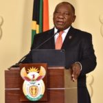 Coronavirus: Test Result Of South African President, Ramaphosa Out
