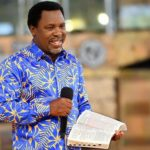 Coronavirus: T.B Joshua Reacts As Government Bans Religious Gatherings